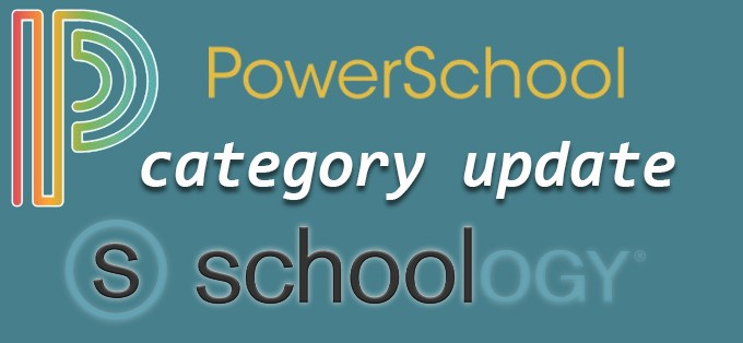 PowerSchool Category Sync Update